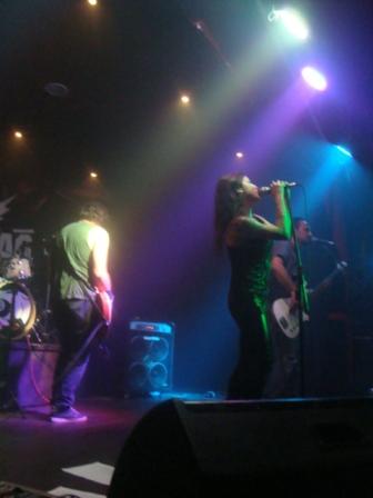 JOINVILE JKMUSICSTAGE 01/09/2012
