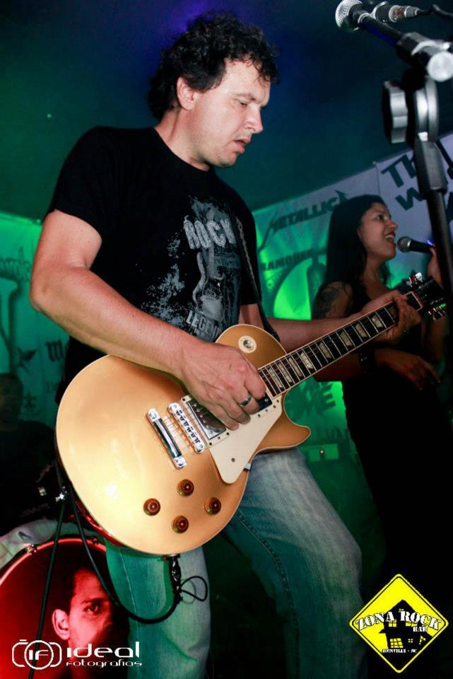 JOINVILE / ZONA ROCK BAR - 01/12/2012