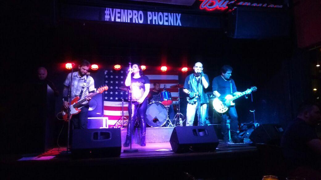 PHOENIX AMERICAN MEX / CURITIBA - 10/09/2016