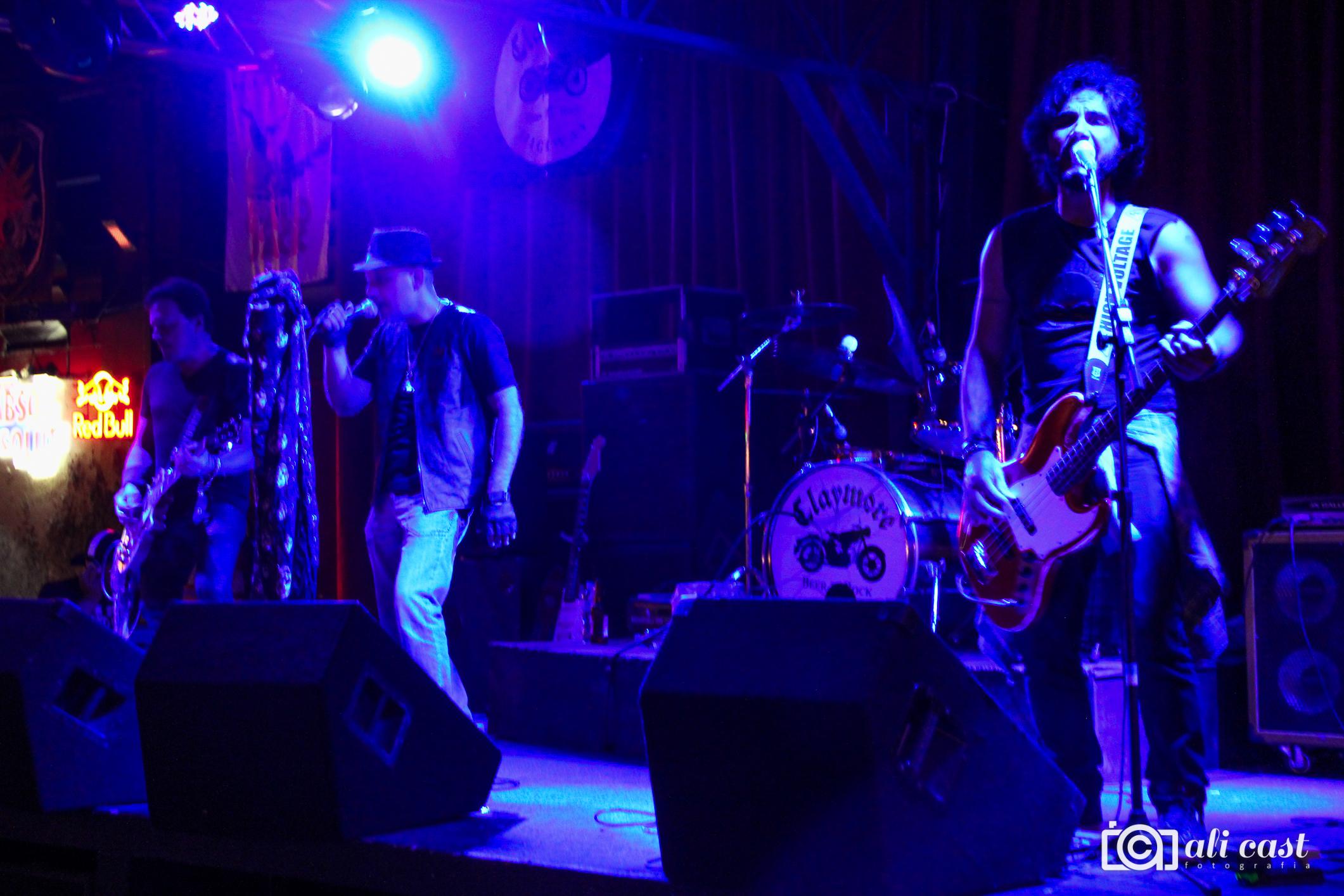 CLAYMORE HIGHWAY BAR / CURITIBA - 01/10/2017