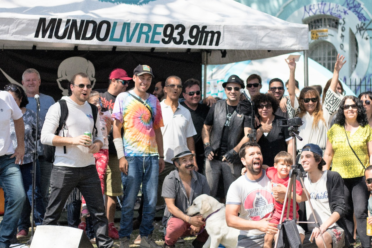 RUINAS DE SÃO FRANCISCO - CURITIBA - 27/08/2017 - PR