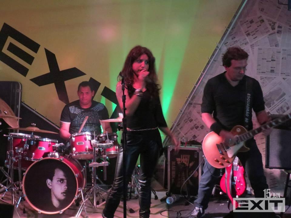 RIO BRANCO DO SUL / EXIT / 15/06/2013